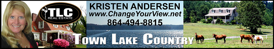 Lake Greenwood, SC and Greenwood Area Homes & Land